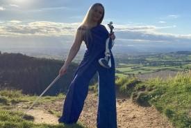 Nadia Violin  - String Trio Ripon, Yorkshire and the Humber