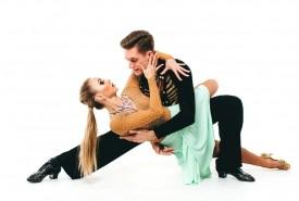 Nagula Sergii & Pustovoitova Daria - Ballroom Dancer Kyiv, Ukraine