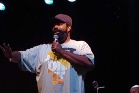 Carl Burrell - Clean Stand Up Comedian Nashville, Tennessee