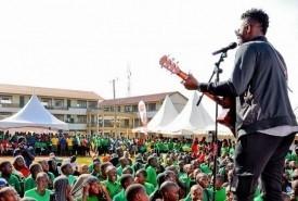 Kisakye Joel Kizza - Solo Guitarist Uganda, Uganda