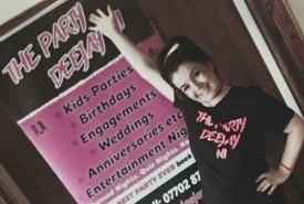 The Party Deejay NI - Other Children's Entertainer Northern Ireland