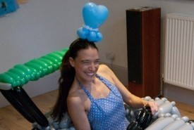 Come To My Party - Balloon Modeller