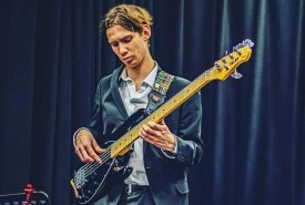 George Comber - Bass Guitarist Newcastle upon Tyne, North East England
