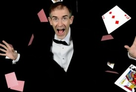 Magic of Iain Shaw - Close-Up / Weddings / Cabaret / Children's Entertainer / Corporate - Wedding Magician Sheffield, Yorkshire and the Humber