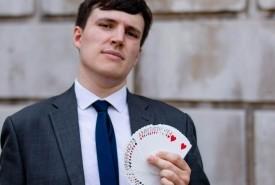 Alex Sprackling - Close-up Magician South Wimbledon, London
