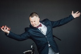 Chris Williams  - Comedy Cabaret Magician Mochdre, Wales