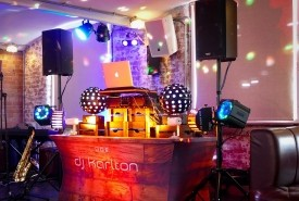 DJ Karlton - Wedding DJ Hilderstone, Midlands