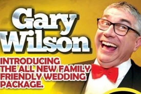 Gary Wilson Entertainer.         - Clean Stand Up Comedian Kesh, Northern Ireland
