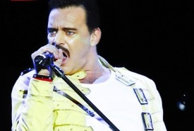 He Will Rock You - Freddie Mercury Tribute Act High Wycombe, South East