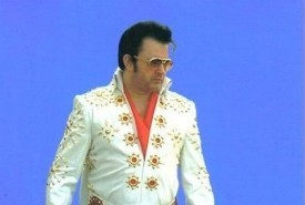 Steve. E. King - Elvis Tribute Act