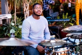 Reginald James - Drummer Alexandria, Virginia