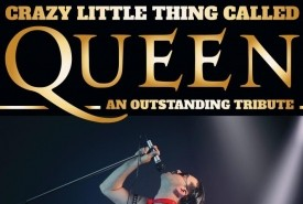 Crazy Little Thing Called Queen - Freddie Mercury Tribute Act
