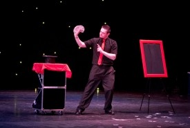 Flash -  Comedy & Magic - Cabaret Magician Durham, North East England