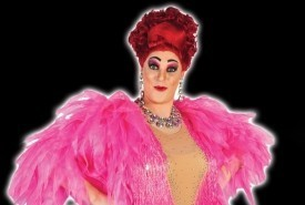 Trixie Lee  - Drag Queen Act