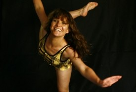 KiwiDancer - Female Dancer Auckland