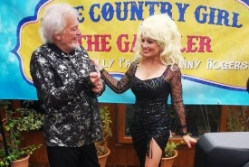 The Country Girl & TheGambler - Kenny Rogers Tribute Act Ayr, Scotland