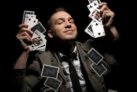 Comedy Magician Michael Kent - Comedy Cabaret Magician Columbus, Ohio