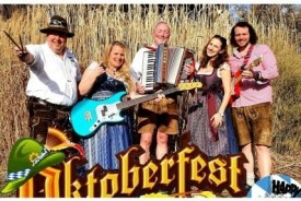 HAPPY HOUR Oktoberfestband & Bavarian Partyband - Rock Band