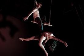 Hand to Hand / Duo Trapeze - Aerialist / Acrobat Paris, France