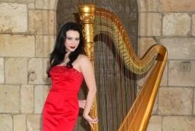 AnnaLisa Underhay - Harpist