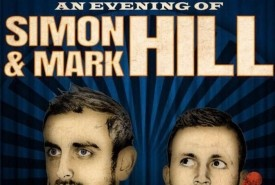 Simon & Mark Hill - Mentalist / Mind Reader United kingdom, London