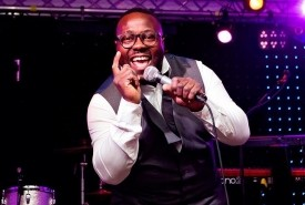 CecilFarayi Soul & Motown Singer  - Male Singer Peterborough, East of England