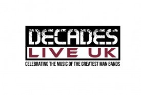 DECADES LIVE UK  - Male Singer