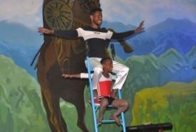 Esrael Circus - Circus Performer