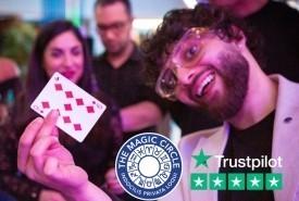 The Magic Word Magician - Close-up Magician