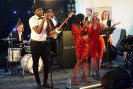 Funk'N'Soul Function Band - UK - Wedding Band Coventry, West Midlands