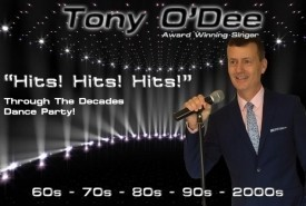 Hits! Hits Hits! Through The Decades Dance Party - 60s 70s 80s 90s 2000s - Thrill Your Guests With This Fantastic Show! - Male Singer