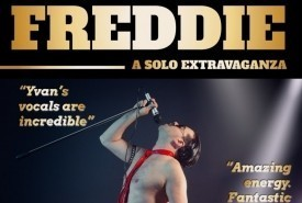 Becoming Freddie.   - Freddie Mercury Tribute Act Dunstable, East of England