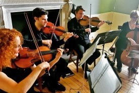 The Quartet - String Duo Glasgow, Scotland