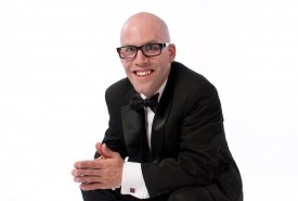 The Impossible Magic of Steve Price - Comedy Cabaret Magician Liverpool, North of England