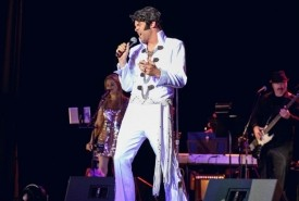 Robbie Dee's Tribute to Elvis - Elvis Impersonator Everett, Washington