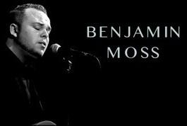 Benjamin Moss  - Guitar Singer