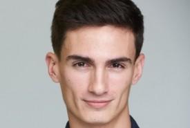 Michael Ocampo - Male Dancer Orlando, Florida