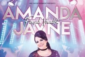 Amanda Jayne  - Female Singer Grimsby, East Midlands
