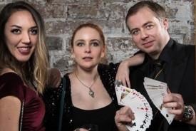 Ace the Magician  - Close-up Magician Scotland