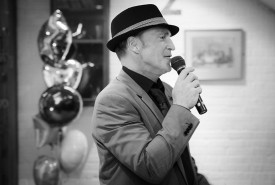 CHRIS2BFRANK - Rat Pack Tribute Act Shanklin, South East