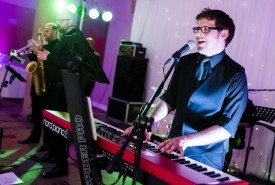 Scott Bramley - Wedding Singer Crystal Palace, London
