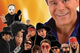'The Man of 1002 Voices Show' - A Las Vegas Award Winning Singing Comedy Impressions/Variety show - Comedy Impressionist Las Vegas, Nevada