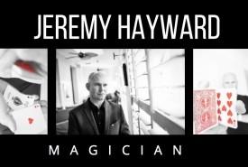Jeremy Hayward - Close-up Magician Bognor Regis, South East