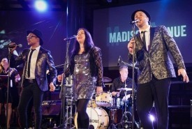 Madison Avenue UK - Soul / Motown Band Derby, Midlands