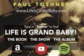 The Paul Toshner Show - Pianist / Singer Baltimore, Maryland