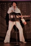James Burrell as Elvis Presley