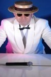 The Elton Experience Longest Running Solo Tribute To Sir Elton John .