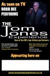 Robb Dee - The Tom Jones Experience