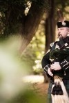 Andrew Brian Highland Bagpiper
