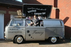 Flowing Events / VeeDub Camper Bar/ Prosecco Van Hire / Fancy Flutes - Mobile Bar Bradford, North of England